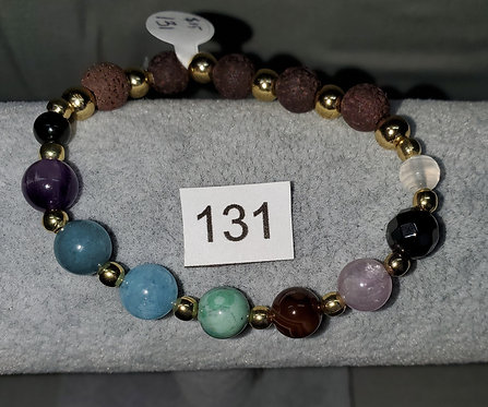 Aquarius Chakra Bracelet