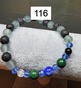 Azurite Diffuser Bracelet