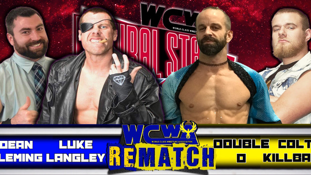 Dean Fleming & Luke Langley vs Double D & Colt Killbane