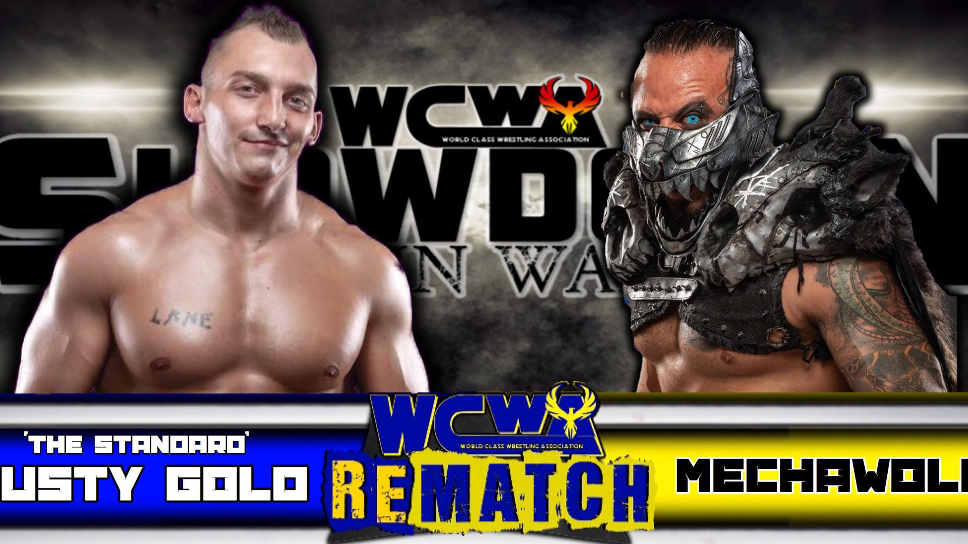 Dusty Gold vs MechaWolf 450