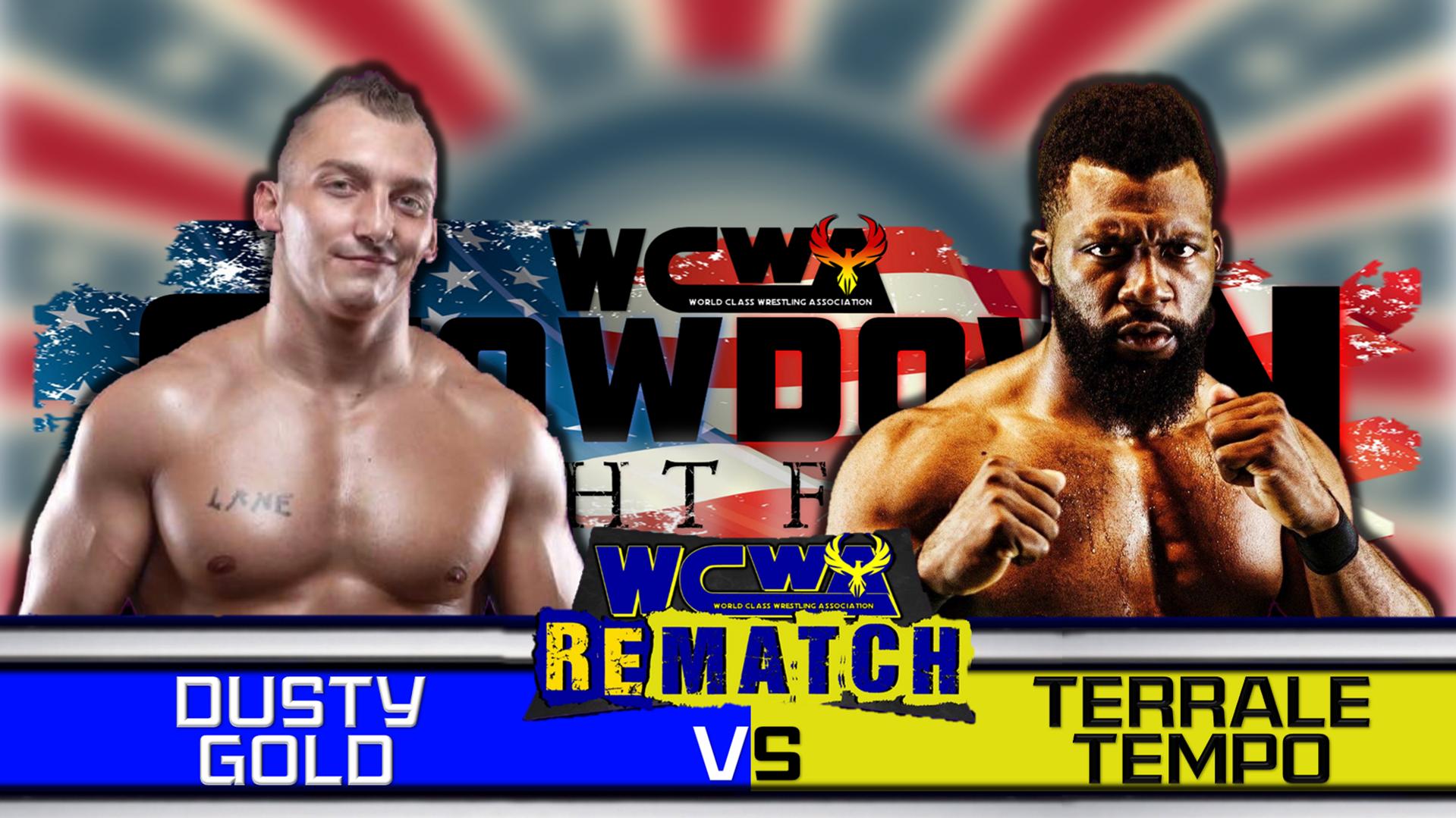 Dusty Gold vs  Terrale Tempo