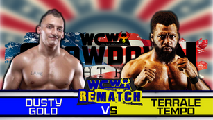 Dusty Gold vs  Terrale Tempo