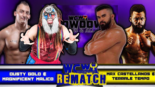 Gold N Clown Connection vs Terrale Tempo & Max Castellanos