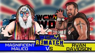 Magnificent Malico vs Ruthless Ryan Davidson
