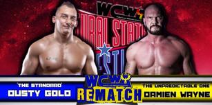 Dusty Gold vs Damien Wayne