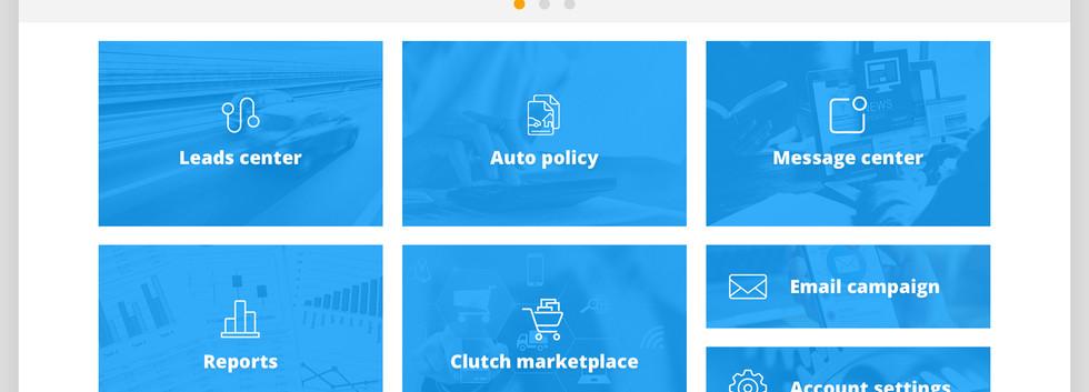 Adaptive user interface