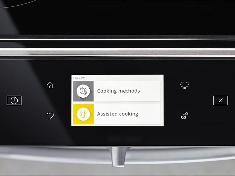 Range HMI + LCD interface