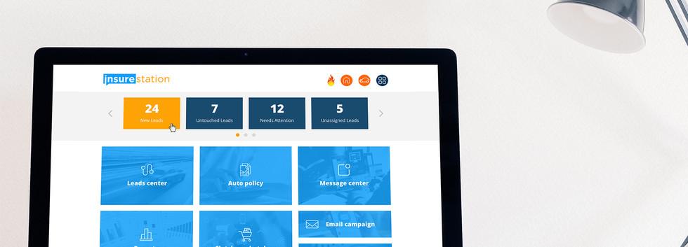 Insurestation WebApp