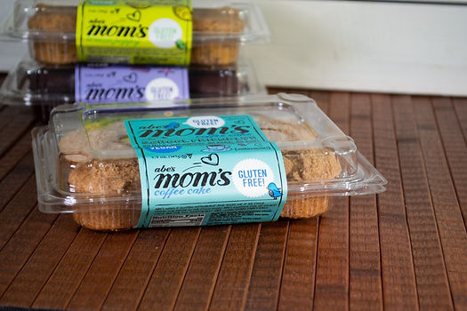 With a crumbly cinnamon streusel layer on top, it will take some serious self-restraint to have just one of these gluten-free minis.