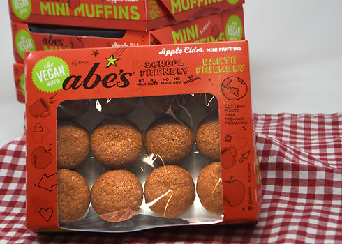 Everyone's favorite Autumn treat! Our chewy apple cider muffins will make your mouth water and you wish the leaves were turning!