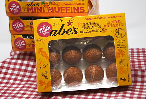 A medley of naturally sweet carrot, pineapple and coconut in each muffin make any time of day glorious!