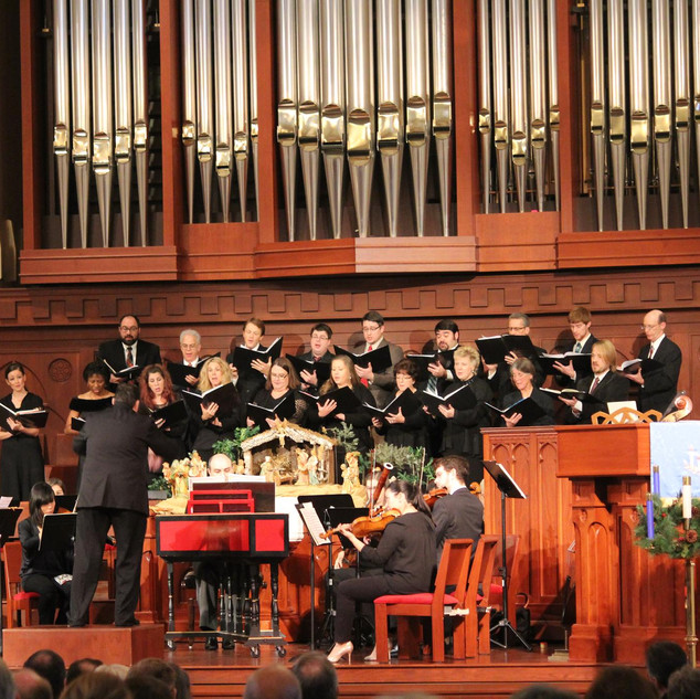 Gateway Chamber Choir