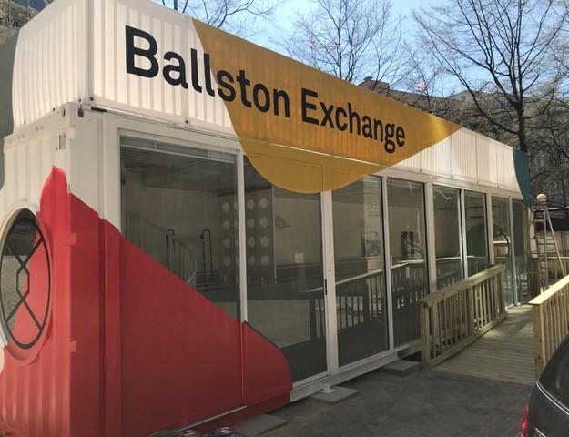 Ballston Exchange Balston Arlington VA P