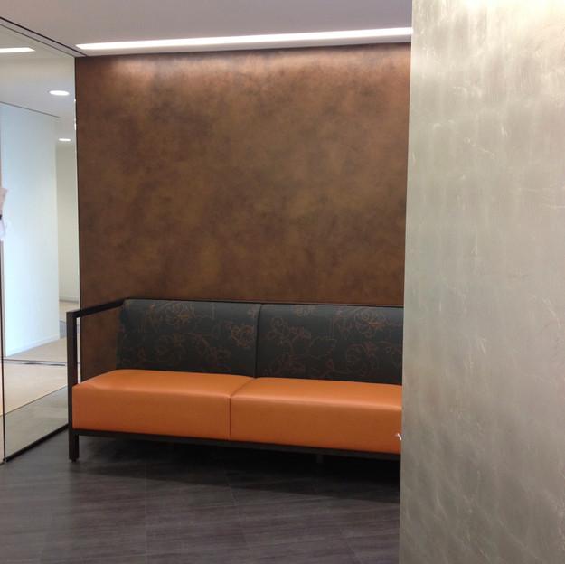 faux wall and silver leaf column.jpg