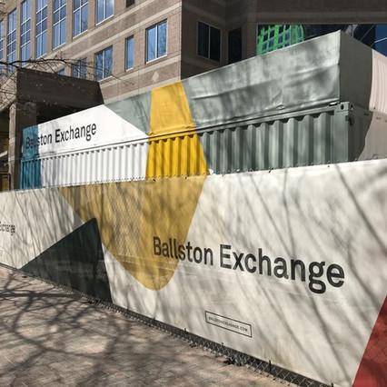 Ballston Exchange Balston Arlington Va C