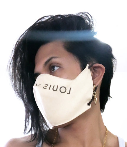 Louis Vuitton Face Mask