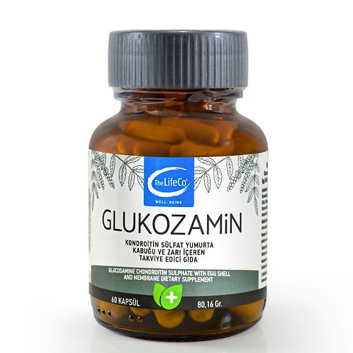 The Lifeco Glukozamin 60 Kapsül