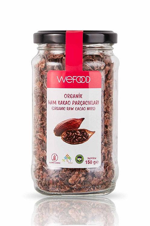 Wefood Organik Ham Kakao Parçacıkları 150gr