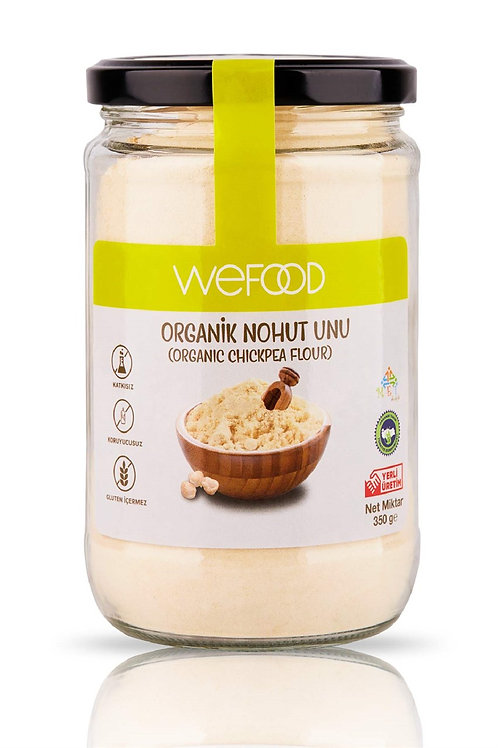 Wefood Organik Nohut Unu 350gr