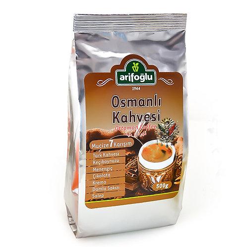 Arifoğlu Osmanlı Kahvesi 7 Karışımlı 500gr