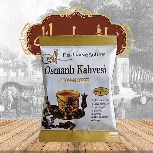 Dibekoğlu Osmanlı Kahvesi 7 Karışımlı 100gr