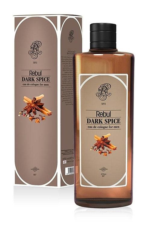 Rebul Dark Spice 270ml Cam Şişe