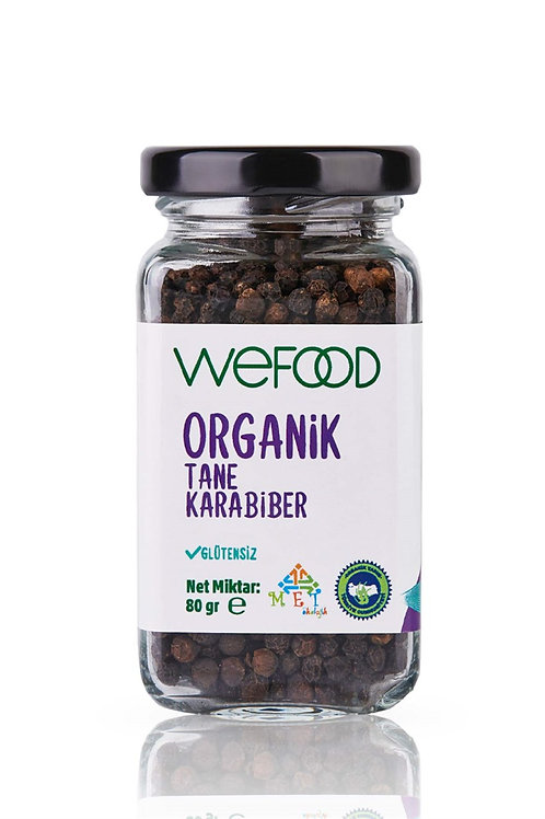 Wefood Organik Tane Karabiber 80gr