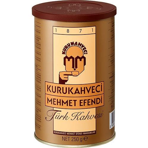 Kurukahveci Mehmet Efendi Türk Kahvesi 250gr