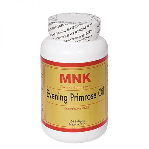 MNK Evening Primrose Oil (Çuha Çiçeği Yağı) 120 Kapsül