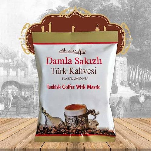 Dibekoğlu Damla Sakızlı Türk Kahvesi 100gr