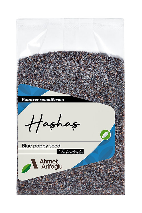 Ahmet Arifoğlu Haşhaş Mavi 140gr