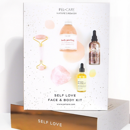 Pelcare Self Love Face And Body Kit