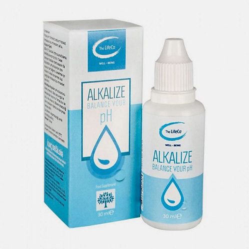 Alkalize Ph Solüsyonu