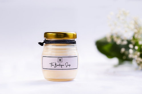 The Boutique Soap Nemlendiricili Yüz Peeling Kremi