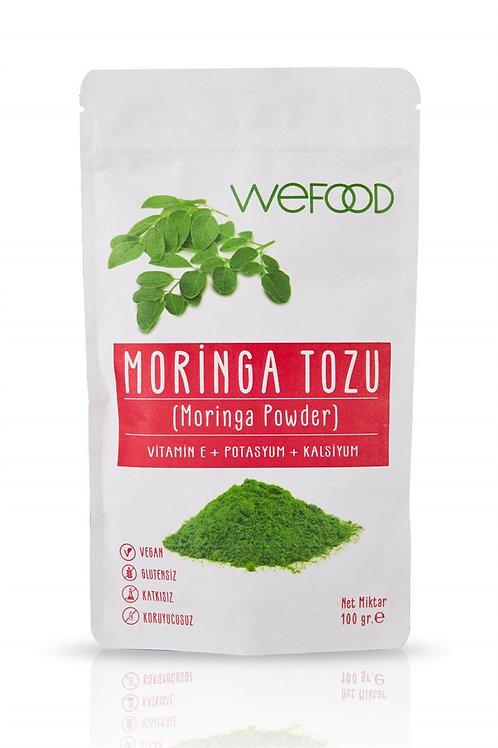 Wefood Moringa Tozu 100gr