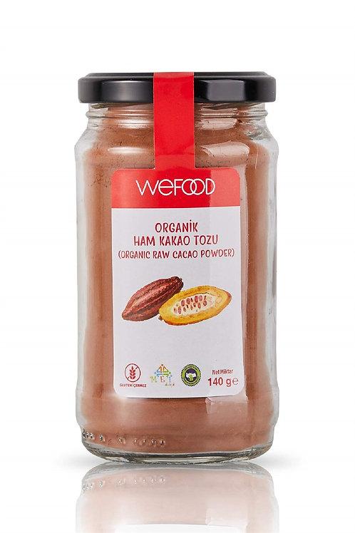 Wefood Organik Ham Kakao Tozu 140gr