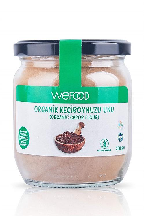Wefood Organik Keçiboynuzu Unu 250gr