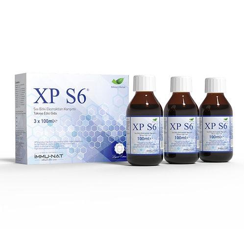 İmmunat XP S6 Bitki Karışımı Ekstraktı 300ml