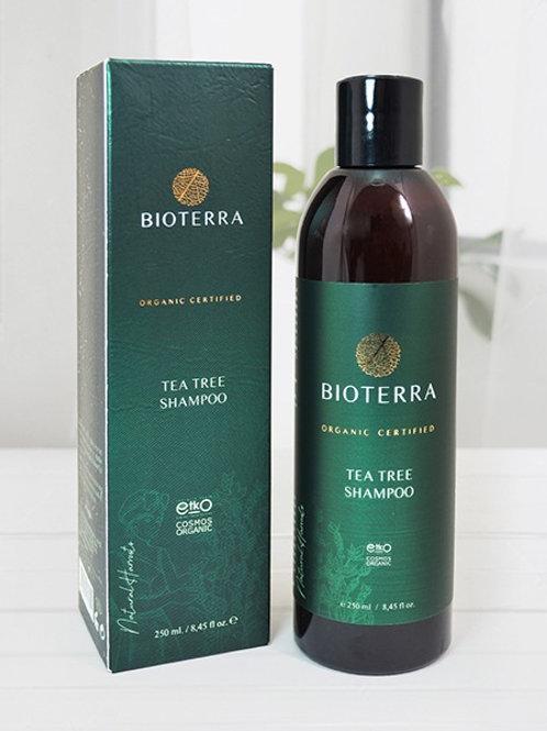 Bioterra Organik Çay Ağacı Şampuanı 250ml