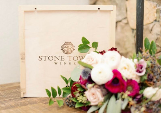 Stone Tower card box