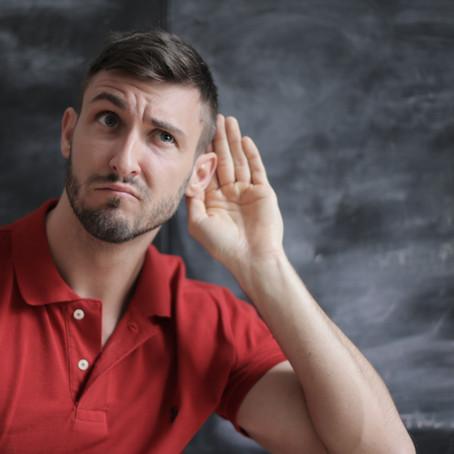 The Art of Listening; Train Yourself & Partner to Listen Better