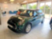 Mini Cooper Hatch 5 Door Racing Green SG