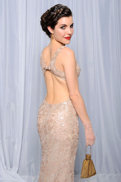 Look Gala Gran Gatsby GENTE