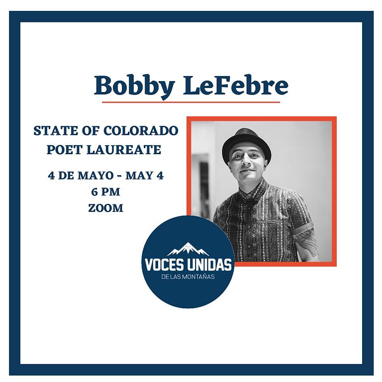 Charla con Bobby LeFebre