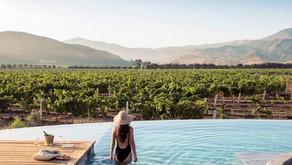 ¡Quédate junto a un viñedo! Los mejores hoteles del valle.