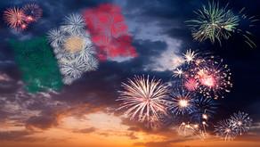 Como celebrar la Independencia de México.