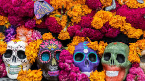 Día de Muertos: tradición mexicana.
