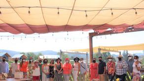 Primera experiencia  en Valle de Guadalupe con Kinessia Tours