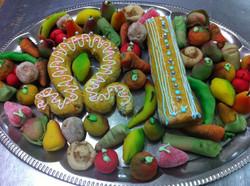 Frutitas, piuleta y tronaor
