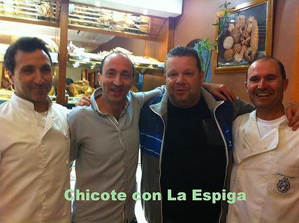 Alberto Chicote con nosotros